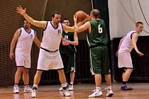 PROHRA. Basketbalisté Slovanu Varnsdorfu prohráli s Českou Lípou.
