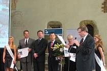 Regenerace historického centra Krásné Lípy se jako jediná stavba v Ústeckém kraji zařadila mezi nejúspěšnější české dopravní investice loňského roku.