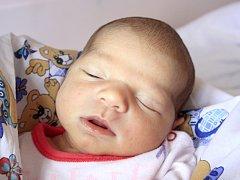 Ela Vyskočilová se narodila Kláře Vyskočilové z Děčína 26. září v 0.20 v děčínské porodnici. Měřila 50 cm a vážila 3,22 kg.
