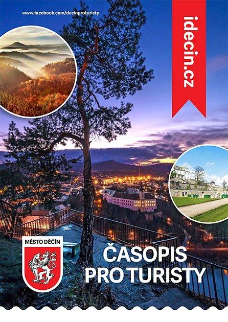Časopis pro turisty.