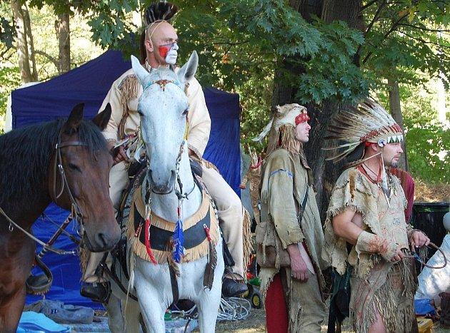 Kovbojové ovládli Jílové