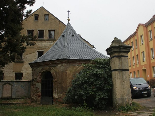 Kaple v Jiříkově