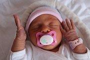 Verunka Sopkuliaková se narodila Veronice Ranušové z Františkova nad Ploučnicí 13. února ve 13.52 v děčínské porodnici. Měřila 50 cm a vážila 3,02 kg.