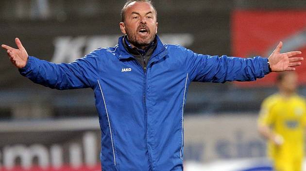 ZDENKO FRŤALA - FK Varnsdorf.