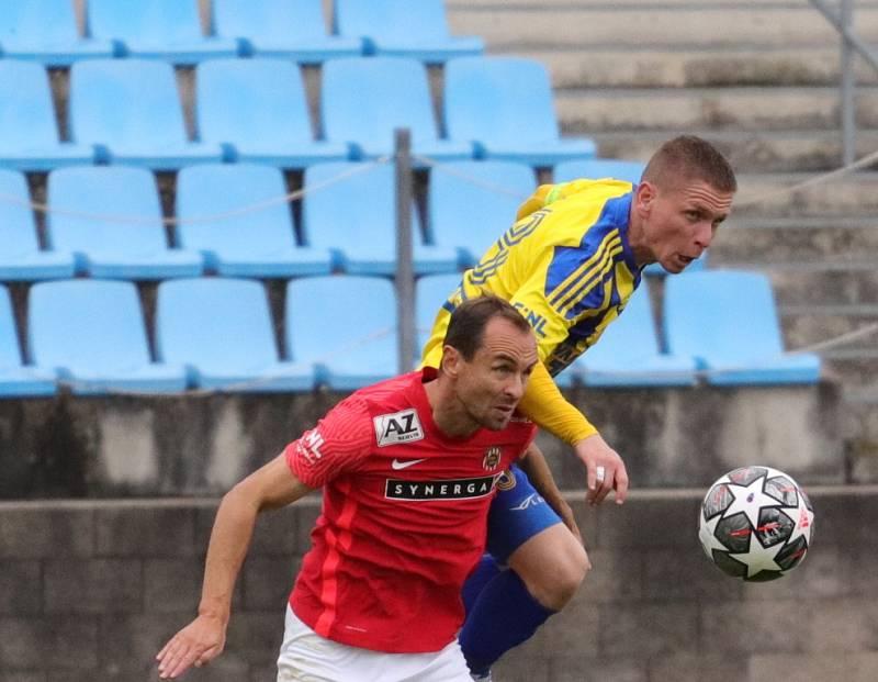 Varnsdorf slaví postup do osmifinále poháru! Doma porazil Brno 4:2 po prodloužení.