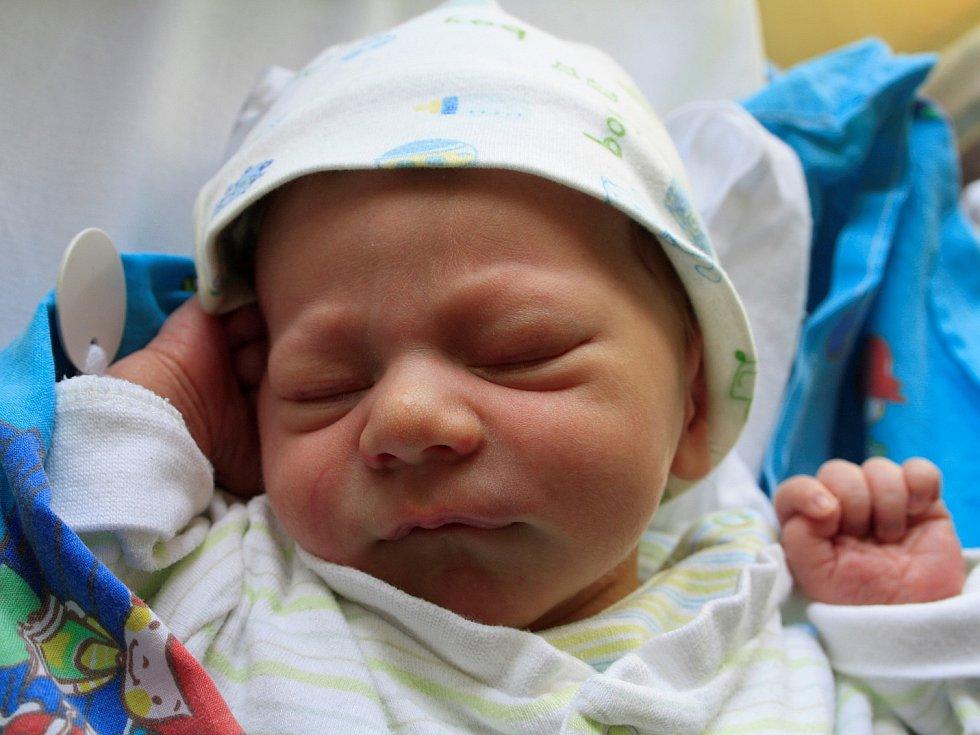 Tim Kotvald se narodil Andree Hlaváčkové z Děčína 4. dubna v 16.41 v děčínské porodnici. Měřil 52 cm a vážil 2,95 kg.