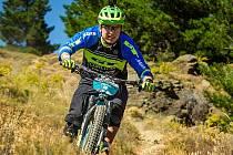 MILAN MYŠÍK, rodák z Benešova nad Ploučnicí, se aktuálně připravuje na Novém Zélandu. Český biker si také vyzkoušel pětidenní etapový závod.