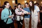 VELKÁ PREZENTACE škol a odborných učilišť probíhá v Rumburku.