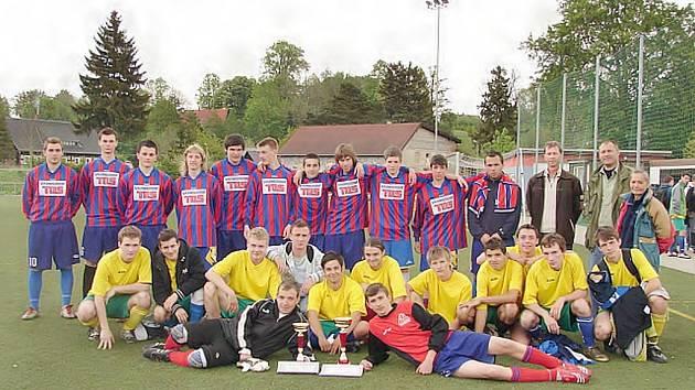 Účastníci finále.