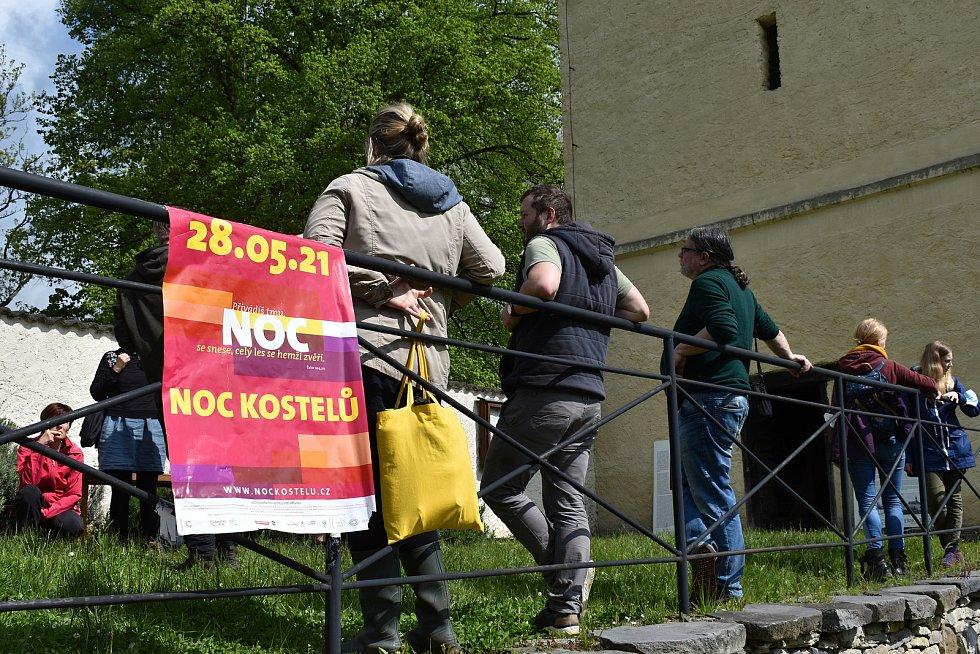 Den podstávkových domů v Merbolticích.