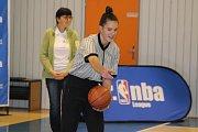 DĚČÍN hostil druhý turnaj Junior NBA League.