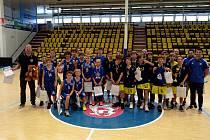 Mezinárodní basketbalový turnaj ovládl německý tým Alba Berlín.