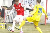 TŘI ROKY Varnsdorf s Pardubicemi neprohrál, naposledy u nich vyhrál 1:0.