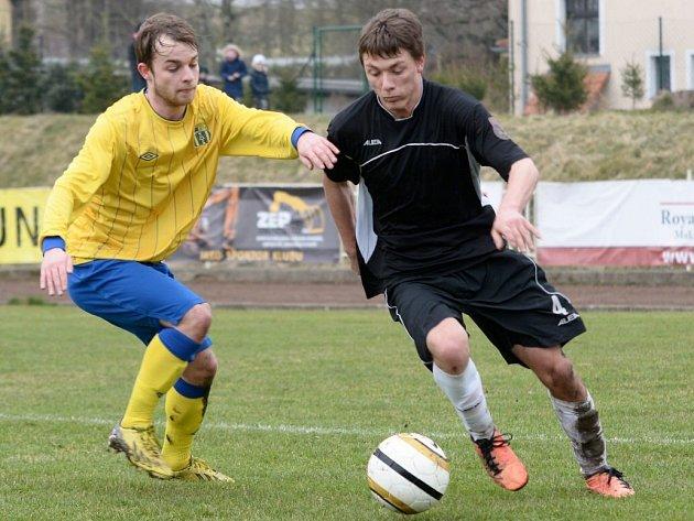 FK RUMBURK prohrál v Litvínově 0:3.