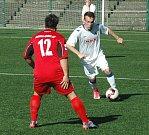 REMÍZA A PENALTY. Junior Děčín doma urval proti Kamenici dva body.