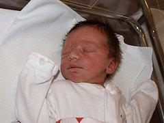 Janě Toboříkové ze Šluknova se 4. února ve 12.10 v rumburské porodnici narodila dcera Evička Toboříková. Měřila 50 cm a vážila 2,98 kg.