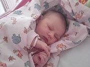 Ella Budilová se narodila Haně Vedralové a Pavlovi Budilovi 17.října.
