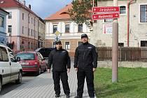 Asistenty prevence kriminality mají například v České Lípě.