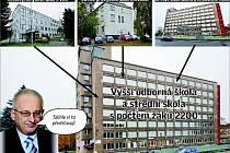 Sloučení škol ve Varnsdorfu