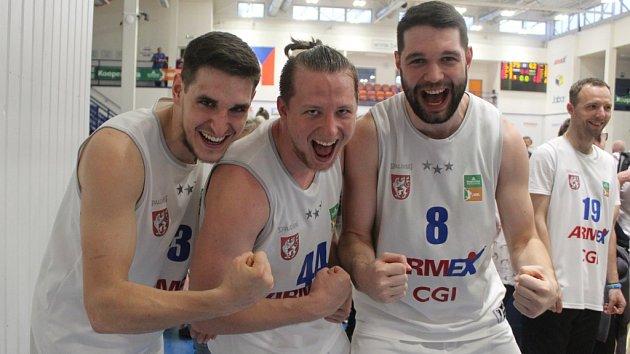 Děčín -Opava (basketbalové play off - 7.zápas)