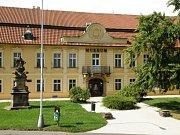 Oblastní muzeum v Děčíně.