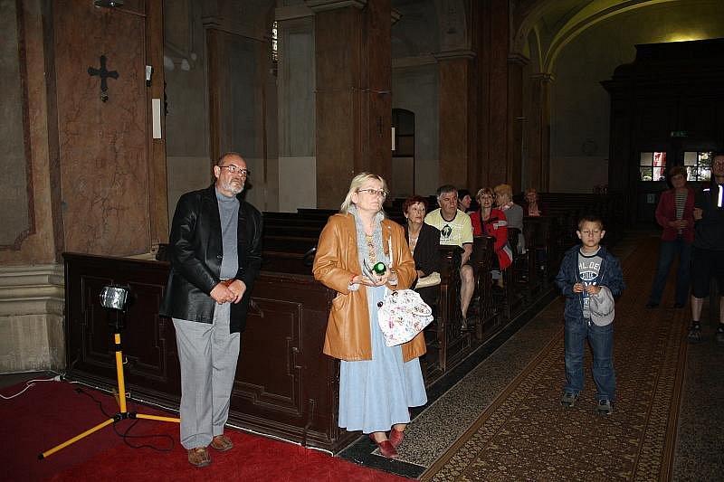 Během sobotní Noc kostelů se otevřely desítky svatostánků.