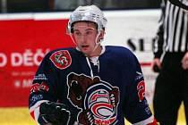 Jan Chovanec - hokejista HC Děčín.