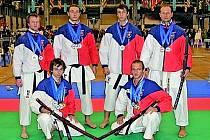Děčínští karatisté přivezli z Itálie medaile