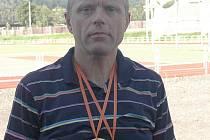 Děčínský atlet Calda přivezl z veteránského ME dvě zlaté.