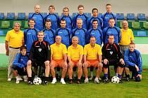 SK STAP TRATEC VILÉMOV - podzim 2011, drží zatím páté místo.