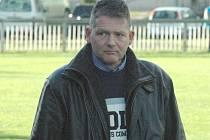 PAVEL MOKRÁČEK - trenér FK Česká Kamenice.
