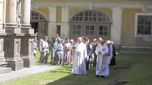 Porciunkule má v Rumburku více než třísetletou tradici, tzv. františkánskou pouť slavili řeholníci z rumburského kapucínského kláštera již v létě roku 1685. Slavnost připravila Římskokatolická farnost – děkanství Rumburk.