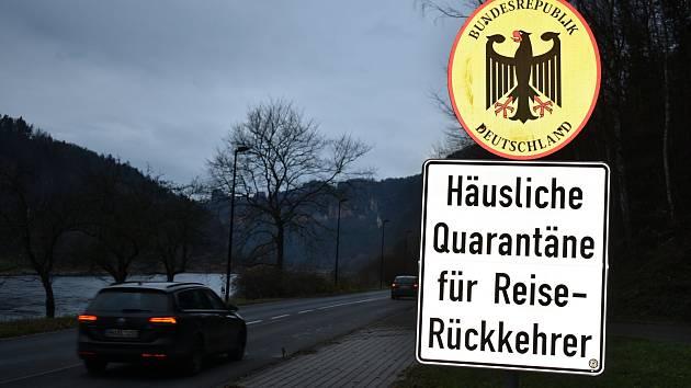 Německo zavírá hranice.