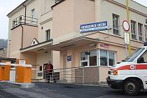 Děčínská nemocnice. Ilustrační foto.