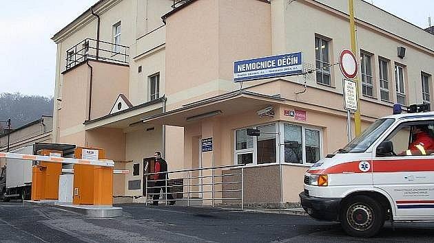 Děčínská nemocnice je jedna z šesti nemocnic, které spadají pod Krajskou zdravotní.