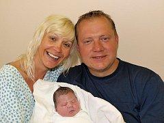 Pavlíně Koubkové z Rumburka se 6. června v 9.27 v rumburské porodnici narodila dcera Eliška Hrnčířová. Měřila 53 cm a vážila 3,99 kg.