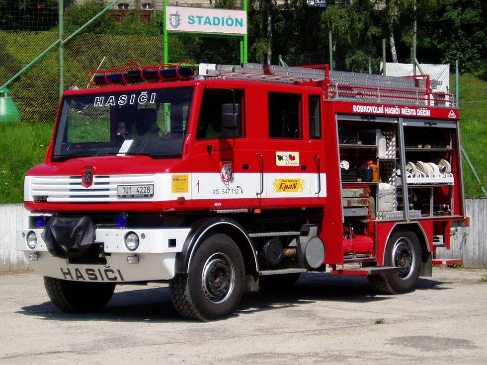 Sbor dobrovolných hasičů Boletice nad Labem