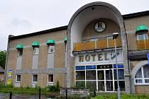 Hotel Ludmila ve Varnsdorfu