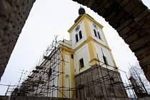 Kostel v Markvarticích