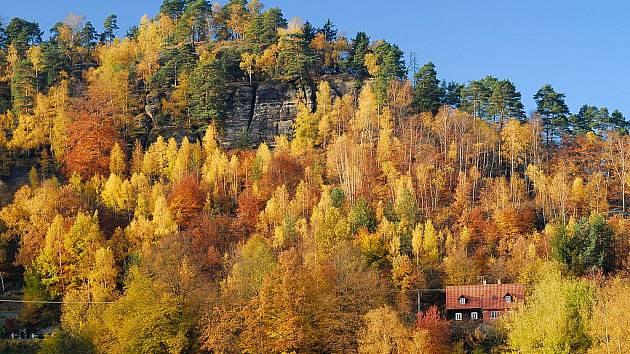 Zámecký vrch.