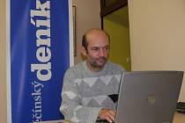 Ředitel Národního parku České Švýcarsko Zdeněk Patzelt.