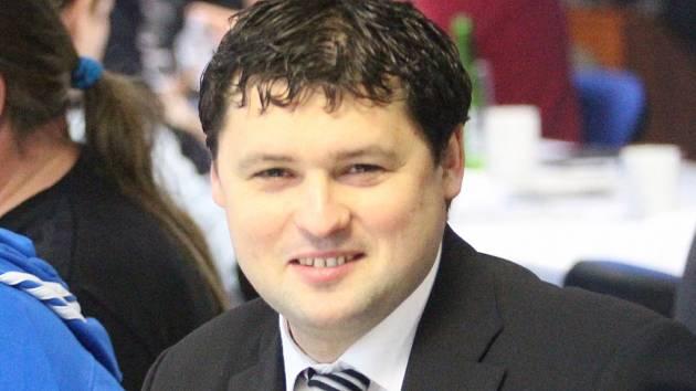 Martin Hrdlička obhájil post předsedy krajského svazu.