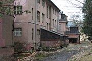Bývalá dětská ozdravovna v Jetřichovicích.