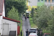 Nehoda v Jiříkově.