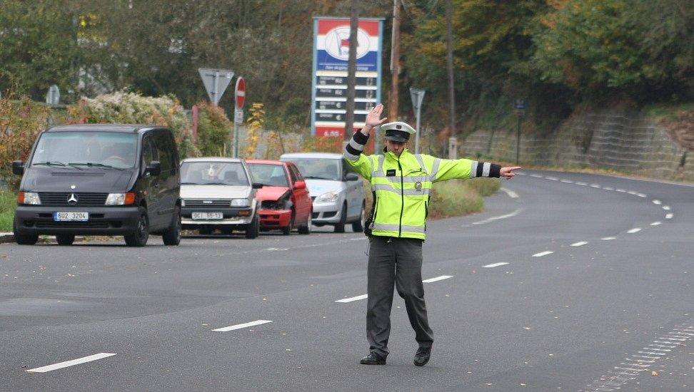 Společné hlídky české a německé policie.