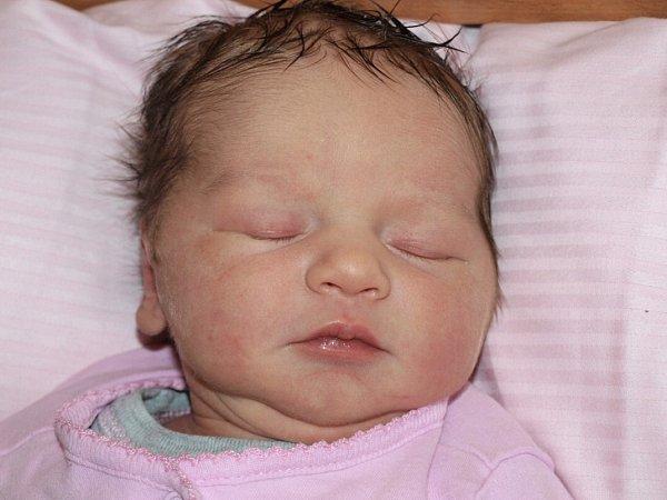 Veronice Hlavsové ze Šluknova se 13.srpna v8:40 vrumburské porodnici narodila dcera Lenka Hlavsová. Měřila 51cm a vážila 3,63kg.