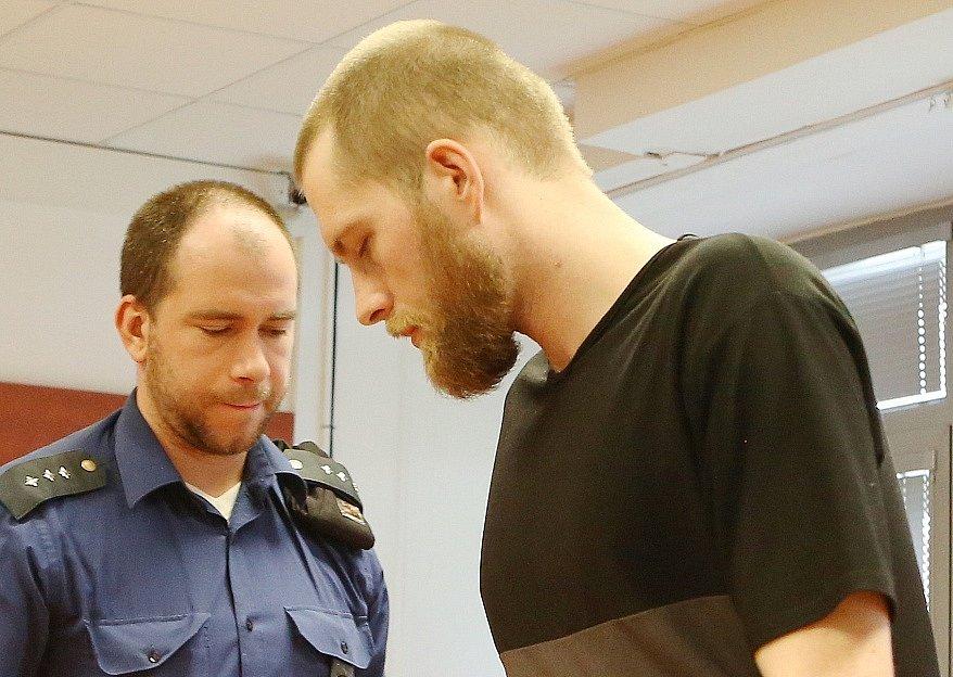 Zdeněk Strelecký stanul před soudem za vraždu.