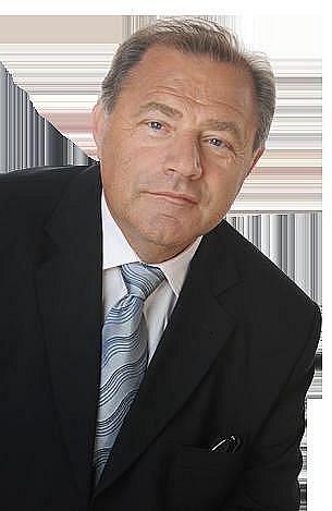 Primátor Děčína František Pelant