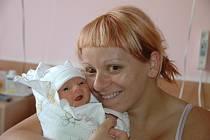 Lence Doškové z Děčína se 30. května v 0.03 hodin v ústecké porodnici narodila dcera Berenika Došková. Měřila 47 cm a vážila 2,4 kg.
