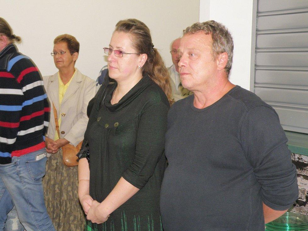 Lékař Petr Vondráček, který podezřelé úmrtí odhalil.